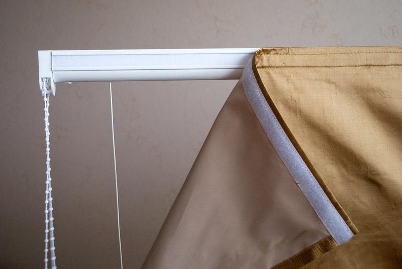 Римские шторы представляют собой