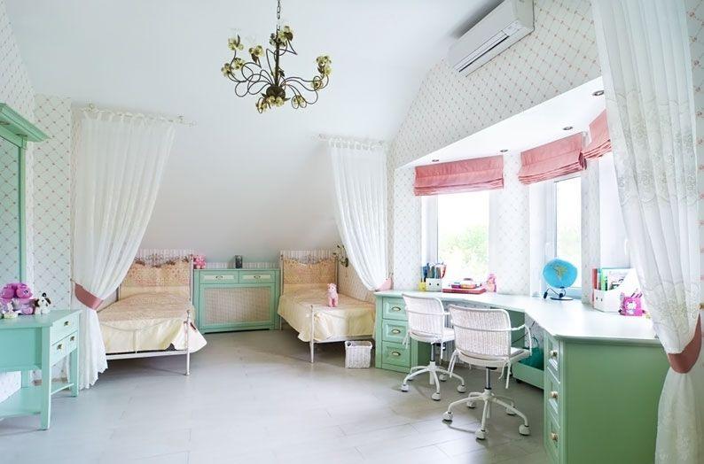 шторы для детской
